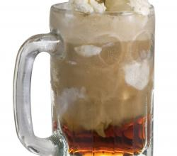 Three-O Root Beer Float
