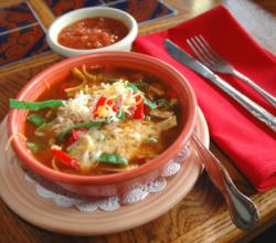 Tortilla Mexican Soup
