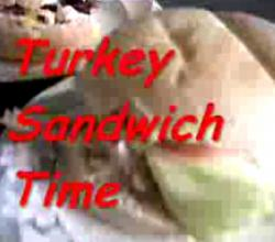 3 Hearty Turkey Sandwiches