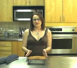 Vegan Banana Nut Bread Recipe