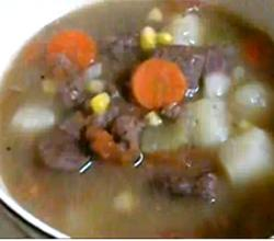 Easy Vension Stew