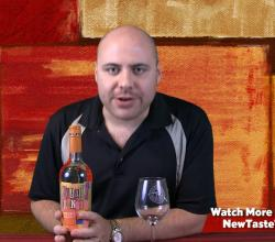 Wine Review: Totally Random Wine - Peach