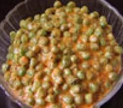 How To Make Green Peas In Cream Sauce