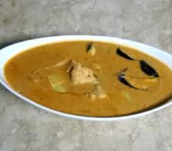 Coconut Milk Curry