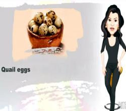 About Quail Eggs