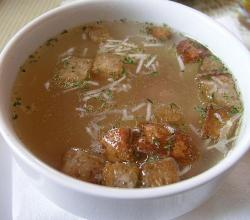 Aigo Bouido - Garlic Soup