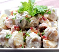 All American Low Fat Potato Salad