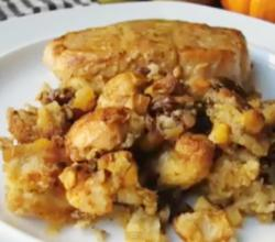 All Purpose Pecan And Apricot Stuffing