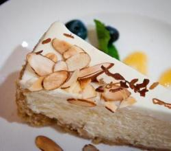 Almond Cheesecake