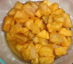 Apricot Pineapple Salad