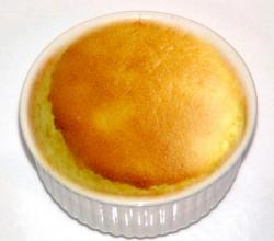 Quick Apricot Souffle   