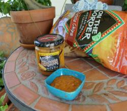 Salsa Saturday: Arriba! Bacon Salsa Queso