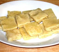 Indian Badam Burfi