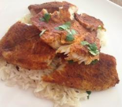 Baked Tilapia (Quick Easy Weeknight Meal Idea)