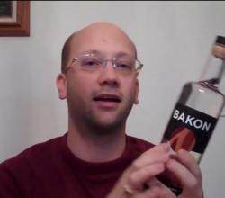 Bakon Vodka Review
