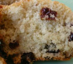 Banana Cranberry Quick Bread