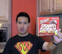 Banquet Reduced Fat Pepperoni Pizza Meal Review