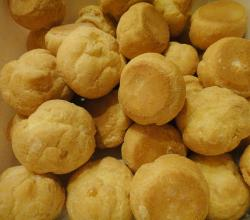 Basic Cream Puff Pastry