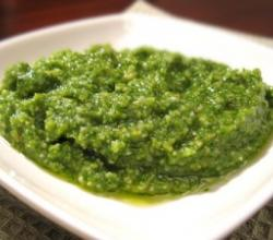 Pesto Part 3 - Blending Of Ingredients