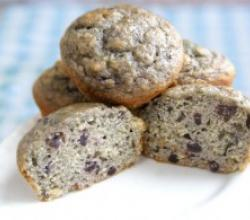 Wild Blueberry Muffin