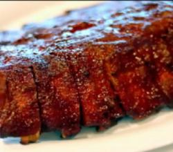 Bar-Be-Cue Pork Ribs