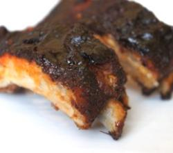 Memphis Style BBQ Ribs
