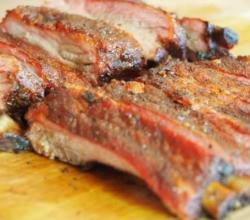 BBQ Spare Rib (Rub Review)