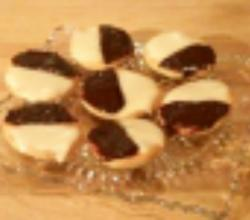Black and White Cookies: Cookie Jar