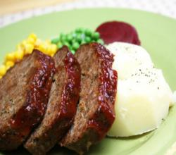 Western Food: Meatloaf