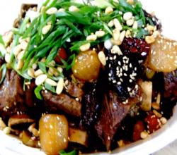 Beef : Galbi Jjim (Korean Braised Beef Short Ribs) : Korean Food : Asian at Home