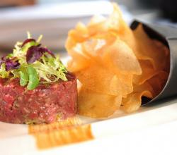 Parsley Steak Tartar