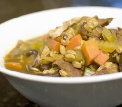 Healthy Vegetable and Beef Soup
