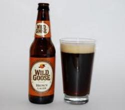 Beer Review: Wild Goose Brown Lager
