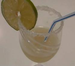 Betty's Basic Margarita
