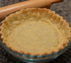 Betty's Homemade Butter Pie Crust