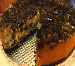 Betty's Oreo Cheesecake (Similar to Cheesecake Factory) -- EASTER