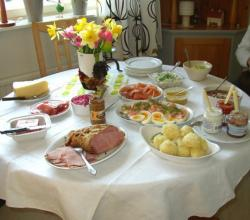 Betty's Suggestions for Easter Dinner