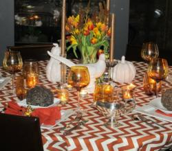 Betty's Thanksgiving Table