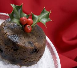 Old Time Christmas Pudding