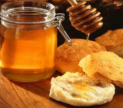 Homemade Biscuits with Margarine or Butter