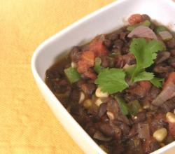 Mexican Black Bean Chili
