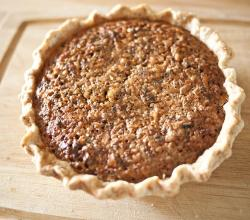 Black Walnut Pie