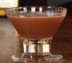 Blood and Sand - A Traditional Whiskey Drink