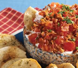 Creamy BLT Dip