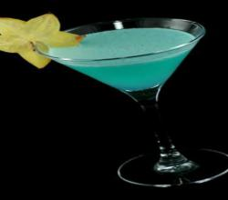The Blue Hawaiian Cocktail