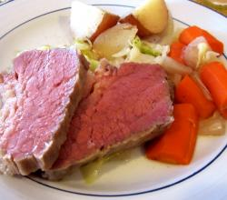 Slow-Cooked New England Boiled Dinner