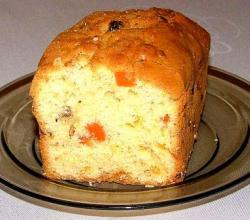 Boiled Raisin Cake