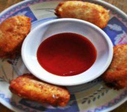 Monsoon Delight - Crispy Bread Rolls