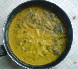 Indian Style Brinjal Curry