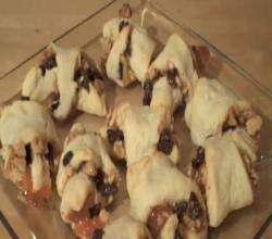 Spiced Cherry Rugelach: Cookie Jar